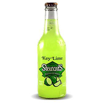Stewarts Key Lime Soda-( 355 Ml X 4 Lattine )