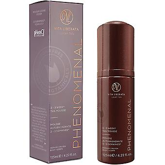 VITA LIBERATA pHenomenal 2-3 Semana Tan Mousse Medio 125ml