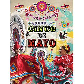 Cinco De Mayo Poster Wall Art Decor Print (18x24)