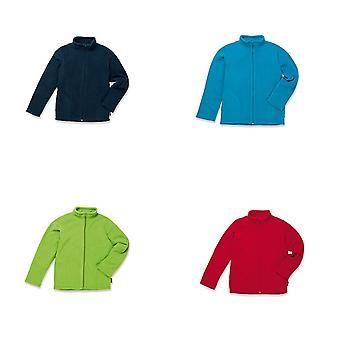 Stedman Children/Kids Active Fleece Jacket