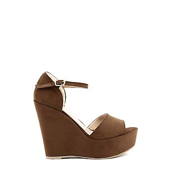 Made in Italia Original Women Spring/Summer Wedge - Brown Color 29672