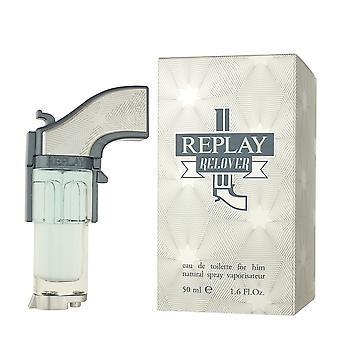 Replay Revolver Eau de Toilette Spray 50ml
