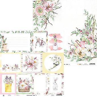 Piatek13 - Paper The Four Seasons - Spring 05 P13-SPR-05 12x12