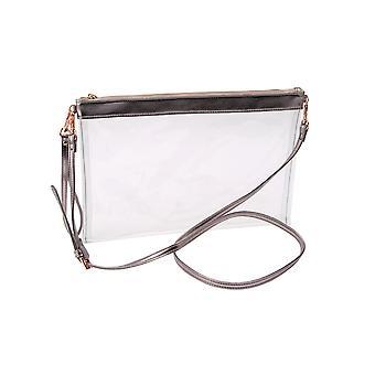 CGB Giftware Metallic Transparent Bag