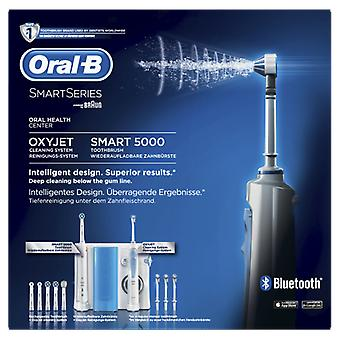 Oral B Toothbrush Oc601 Oxyjet + Smart5000
