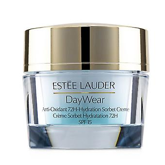 Daywear Anti-oxidant 72h-hydration Sorbet Creme Spf 15 - Normal/ Combination Skin - 50ml/1.7oz