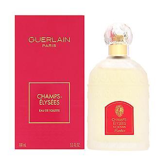 Champs elysees by guerlain for women 3.3 oz eau de toilette spray