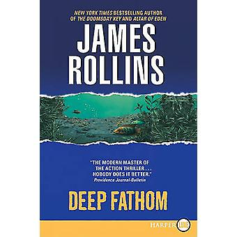 Deep Fathom by James Rollins - 9780062066497 Book