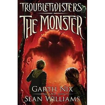 The Monster by Garth Nix - 9780545258982 Book