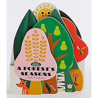 Bookscape Board Books - A Forest-apos;s Seasons par Ingela P. Arrhenius - 97