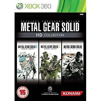 Metal Gear Solid HD - Collection (Xbox 360) - Neu