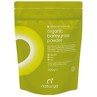 Naturya Superfoods Barleygrass Powder - Organic