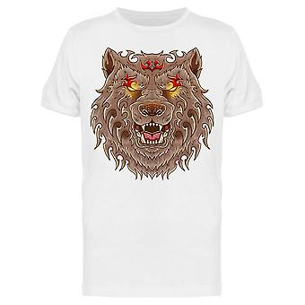 Bear Tattoo Totemic Animal Tee Men's -Kuva Shutterstock