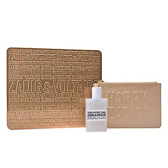 Women's Perfume Set This Is Her! Zadig & Voltaire (2 pcs)