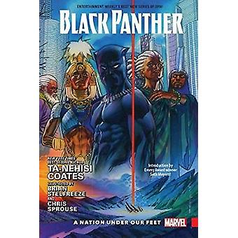 TaNehisi Coatesin Black Panther Vol. 1 A Nation Under Our Feet