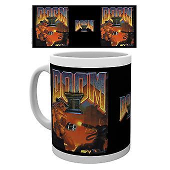 Doom 2 Peli Cover Muki