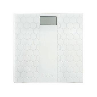 Digitale Badezimmerwaage LAICA PS1070W 180 Kg Weiß