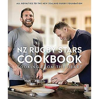 NZ Rugby Stars Cookbook - Cooking from the heart by NZ Rugby Foundatio