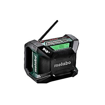Metabo R 12-18 DAB+ BT Draadloze Bluetooth Job Site Radio