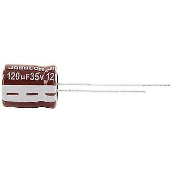 Jamicon TLR102M1JKDFR Electrolytic capacitor THT 7.5 mm 1000 µF 63 V 20 % (Ø x L) 16 mm x 35.5 mm 1 pc(s)