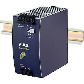 PULS QTD20.241 DC/DC converter 24 V 20 A No. of outputs: 1 x