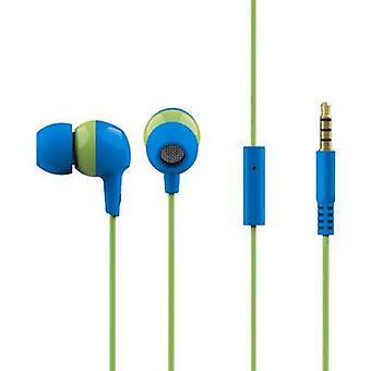 Trust Buddi Kids In-ear headphones In-ear Blue