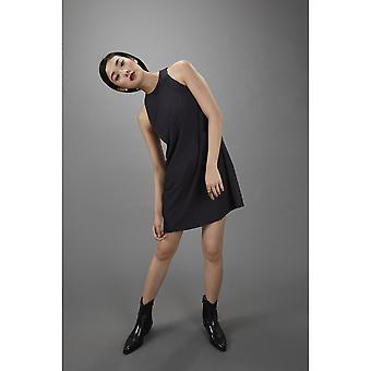 Lindsay Nicholas NY Vestido Perfecto Gris