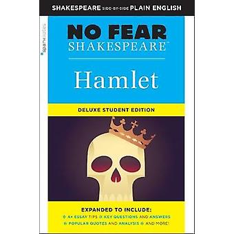 Hamlet - No Fear Shakespeare Deluxe Student Edition by Sparknotes - 97