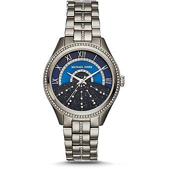 Michael Kors MK3720 Lauryn Ruostumaton teräs Kolmikätinen Naisten Watch