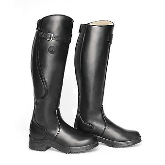 Mountain Horse Snowy River Womens Riding Boot - Black