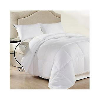 Royal Comfort 500Gsm Pluche Duck Feather Down Quilt Wit