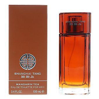Shanghai Tang Mandarin Tea Eau de Toilette 100ml Spray For Him