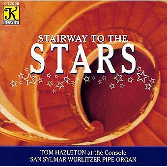 Tom Hazelton - Stairway to the Stars [CD] USA import