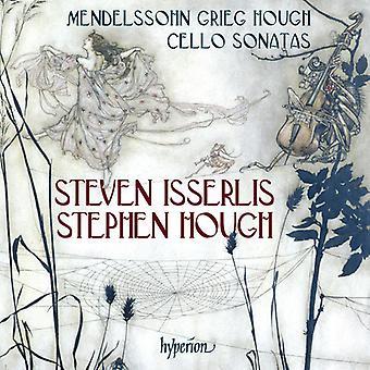Mendelssohn, F. / Grieg, E. / Isserlis, Steven - Cello Sonata No.2 [CD] USA import