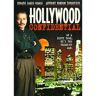 Hollywood Confidential [DVD] USA import