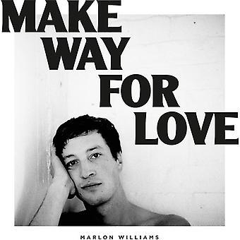 Williams*Marlon - Make Way for Love [CD] USA import