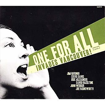 Invades Vancouver [CD] USA import
