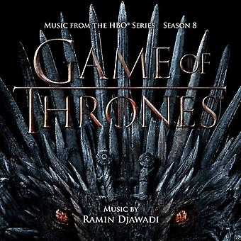 Game Of Thrones: Season 8 (Music From The Hbo) [CD] USA import