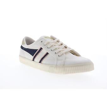Gola Tennis Mark Cox Selvedge  Mens Beige Tan Lifestyle Sneakers Shoes
