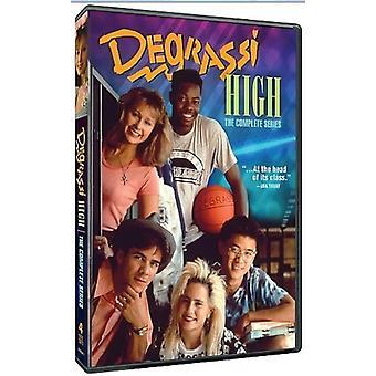Degrassi 高: Degrassi 高完全なシリーズ 【 DVD 】 アメリカ輸入します。