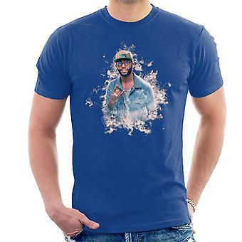 Tinie Tempah BBC Radio 1 2013 menn t-skjorte