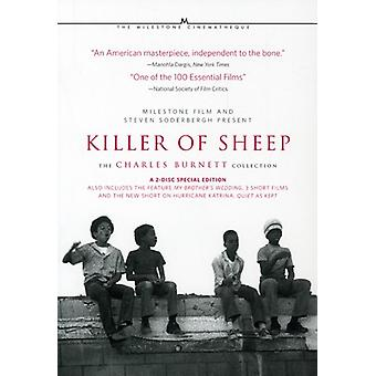 Killer of Sheep [DVD] USA import