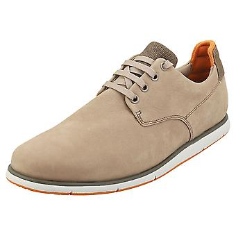 Camper Smith Mens Casual Trainers in Grijs