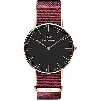 Daniel Wellington DW00100273 Classic 36 Roselyn reloj de señoras