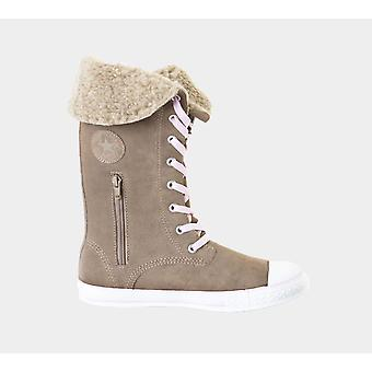 كونفيرس Ct شارون التمهيد الرصاص غراي جونيور 640679C الأحذية الأحذية