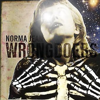 Norma Jean - Wrongdoers [CD] USA import