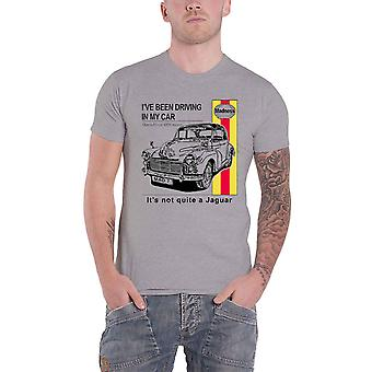 Madness T Shirt Maddiemobile Band Logo new Official Mens Grey
