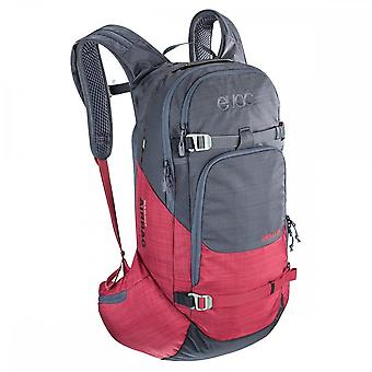 EVOC Evoc Line R.a.s. 20l Avalanche Backpack 2019: Heather Carbon Grey/heather Ruby 20 Litre