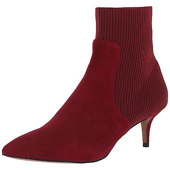Steve Madden mujeres Kagan cerrado tono tobillo botas de moda