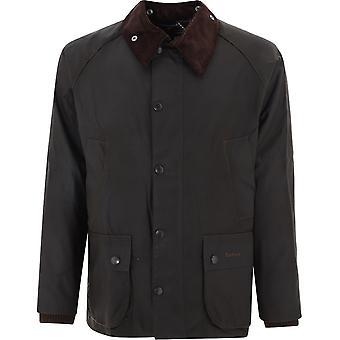 Barbour Mwx0010mwx0l71 Men's Green Cotton Outerwear Jacket